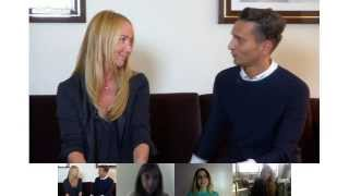 #AskGUCCI - Google + Hangout On Air with Frida Giannini, Creative Director of fashion house Gucci