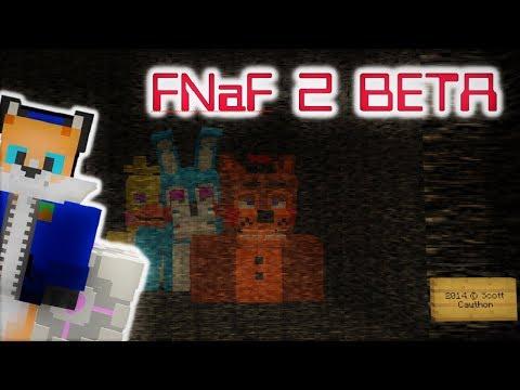 Fnaf 2 Minecraft Map
