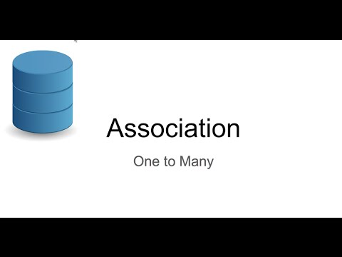 ‪28- Ruby on Rails || Association: One to Many‬‏