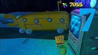 SpongeBob Battle for Bikini Bottom - Part 7 (Rock Bottom) (1080p)