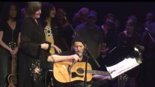 Final Words To His Fans  Jimmy LaFave  † May 23 2017   Goodnight Irene Trad
