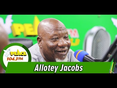 There Is a Big Deception In 'One District One Factory' We Need To Find Out – Allotey