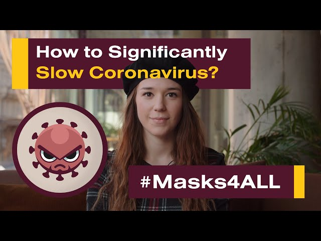How to Significantly Slow Coronavirus? (featuring Minister of Health of the Czech Rep.) #Masks4All
