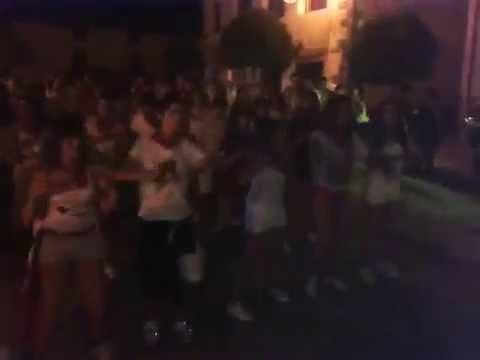 Fiestas de Enériz 2014 (Bailando)