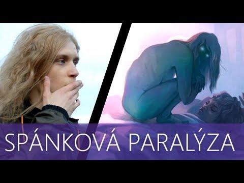 Spánková paraIýza | Mytologie + první zkušenost