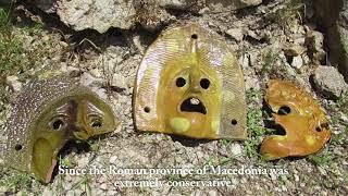 6 video walk in Heraclea Sintica
