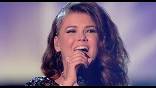 Saara Aalto - UNBELIEVABLE Cover of Whitney's I Didn't Know My Own Strength | Final Results