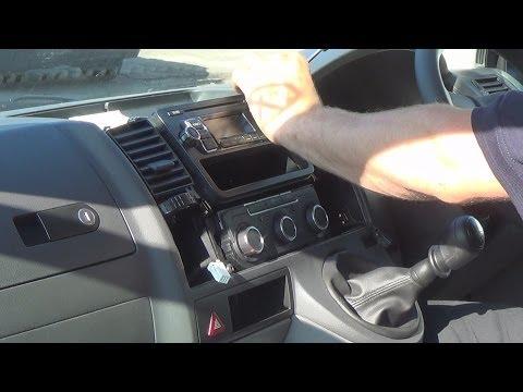 Volkswagen Transporter T5 (2003-Present) | JustAudioTips