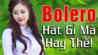 LK Bolero Trữ Tình Nghe Là Kết - Nhạc Vàng Trữ Tình Mạnh Đình, Sơn Tuyền, Chế Linh, Nhật Trường