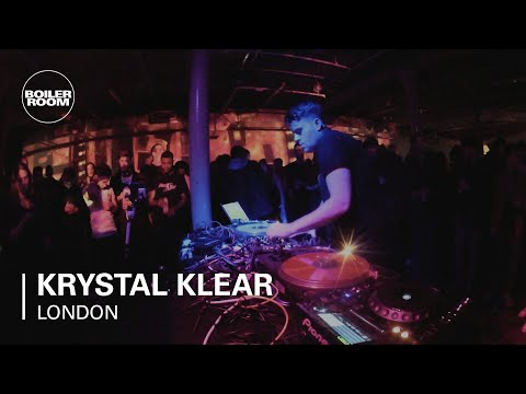 Krystal Klear Boiler Room DJ Set