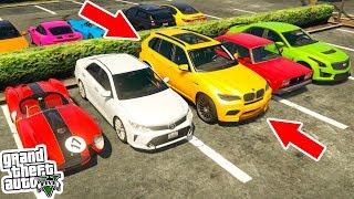 БИТВА РАНДОМА В ГТА 5 ОНЛАЙН! КОМУ ДОСТАНЕТСЯ ЧИТЕРСКИЙ BMW X5M? СЛУЧАЙНЫЙ ВЫБОР В GTA 5!
