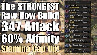 mhw raw bow build 2019 - TH-Clip