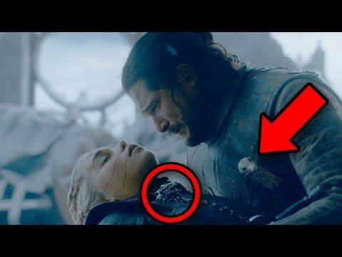 Game of Thrones FINALE Breakdown! Iron Throne Scene Explained! (8x06)