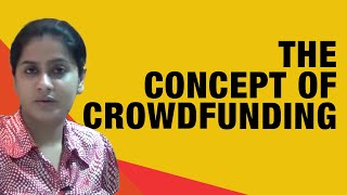 The Concept Of Crowdfunding   Anshulika Dubey   Co-Founder Wishberry