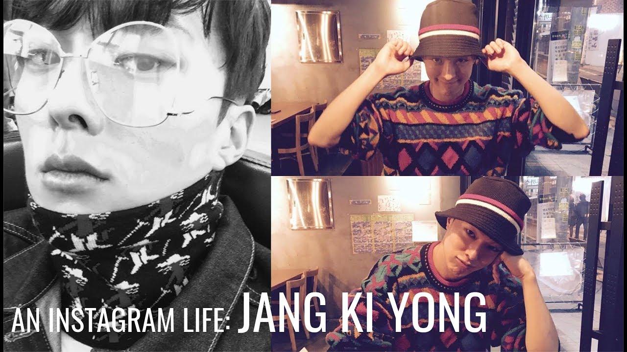 Instagram Life: Jang Ki Yong
