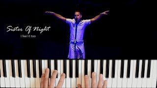 Depeche Mode Sister Of Night Easy Piano Cover