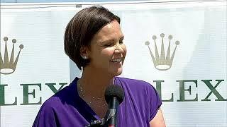 Lindsay Davenport, International Tennis Hall of Fame Induction, 2014 (Part 2))