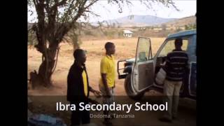 preview picture of video 'Tanzania, Dodoma, Boarding Schools: Bednet distribution'