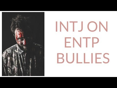 INTJ on ENTP Bullies |This Evil Bunny