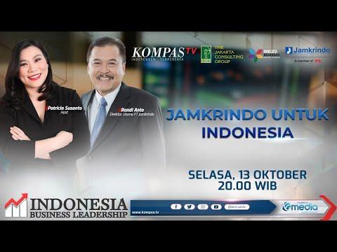 jamkrindo untuk indonesia - indonesia business leadership