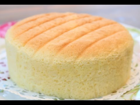 Video How To Make Soft Sponge Cake From Scratch