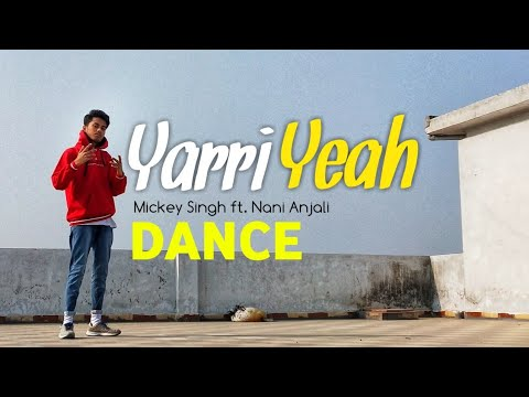 """Yarri Yeah"" - Mickey Singh Ft. Nani (Anjali) 