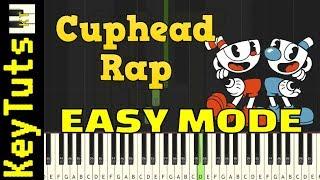 Descargar MP3 de Cuphead Rap Song Piano gratis  BuenTema video
