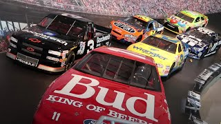 Visiting the NASCAR Hall of Fame for the First Time Ever!