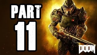 ► DOOM (2016) | #11 | Titan Realm! | CZ Lets Play / Gameplay [1080p] [PC]