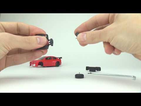 DR!FT Tutorial - Install brake disc decals on your DR!FT-Racer