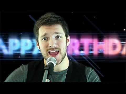 С днём рождения Михаил (Видео поздравления)