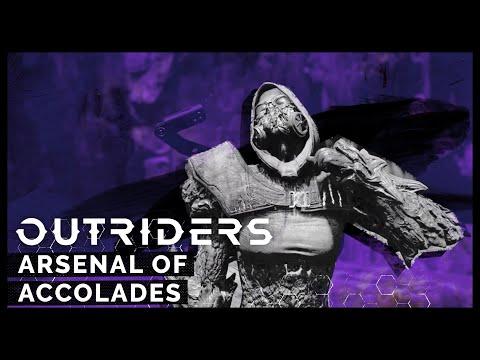 Accolade Trailer de Outriders