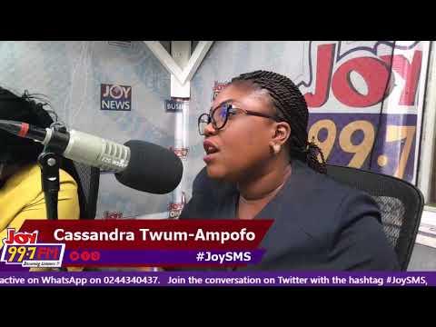GES - #JoySMS on Joy FM (6-9-18)