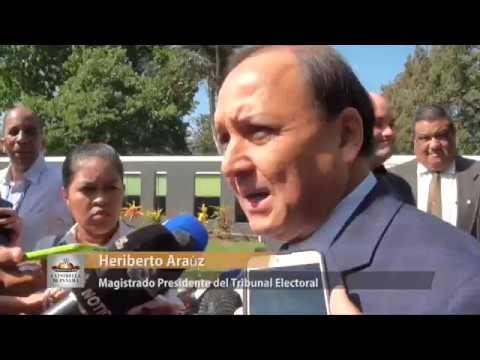 Magistrados impulsan Pacto Ético Electoral