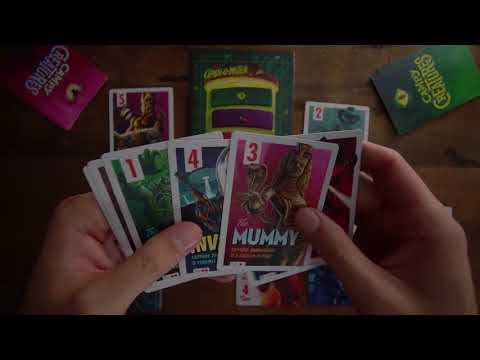 How to Play Campy Creatures