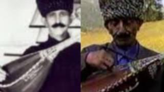 Koroğlu dastanından  Koroğlu və Bəzirgan qolu
