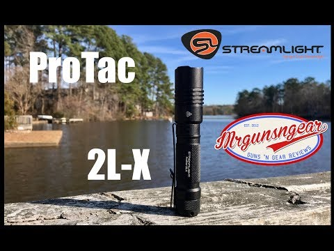 Streamlight ProTac 2L-X Dual Fuel Flashlight Review: Tactical EDC Perfection?