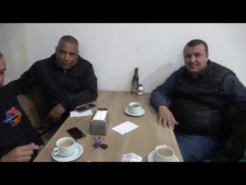 Zantopek e Rafael dos Amigos e Atitudes são Pré Candidatos a Vereadores com o Pré Candidato a Prefeito Júlio Português