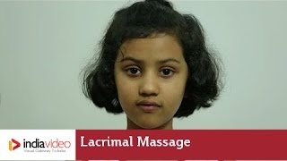 Lacrimal Massage - Dr. Ashley Mulamoottil explains in Malayalam