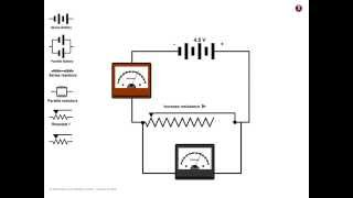 Drawing electric circuits with volt meters and ammeters most circuit diagram ammeter voltmeter ccuart Image collections