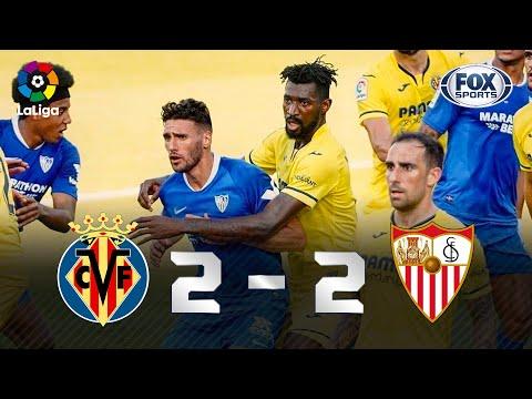 TESTE PARA CARDÍACO! Veja os melhores momentos de Villarreal 2x2 Sevilla pela La Liga