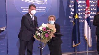 Predsednik Mirović uručio najviša pokrajinska priznanja