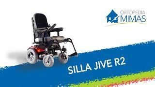 Silla de ruedas eléctrica Jive R2