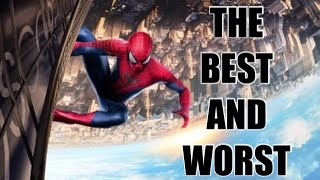 THE BEST AND WORST OF SPIDER-MAN