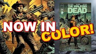 The Walking Dead Comics COLOR DELUXE RELEASE Breakdown!
