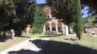preview picture of video 'Villa Buoninsegna Toscane Full HD'