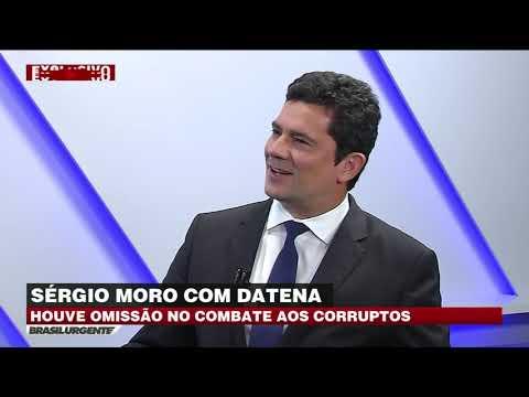 Em entrevista exclusiva a José Luiz Datena, o futuro ministro da Justiça Sergio Moro disse que além de isolar líderes de facções em presídios, é preciso confiscar o patrimônio das organizações.