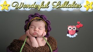 Super Relaxing Baby Sleep Music Lullaby ♥ Soft Musicbox Bedtime Hushaby ♫ Good Night Sweet Dreams