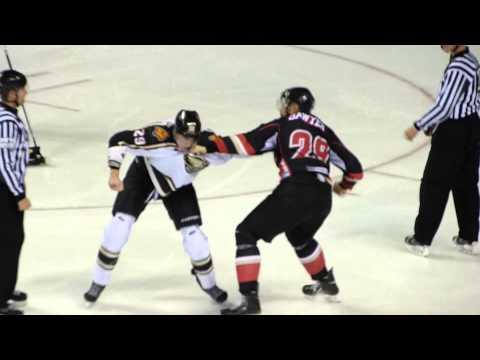 Jordan Lane vs. Justin Sawyer