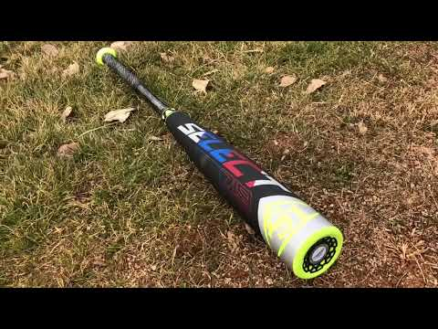 2019 Louisville Slugger 719 Select Cage Side Review
